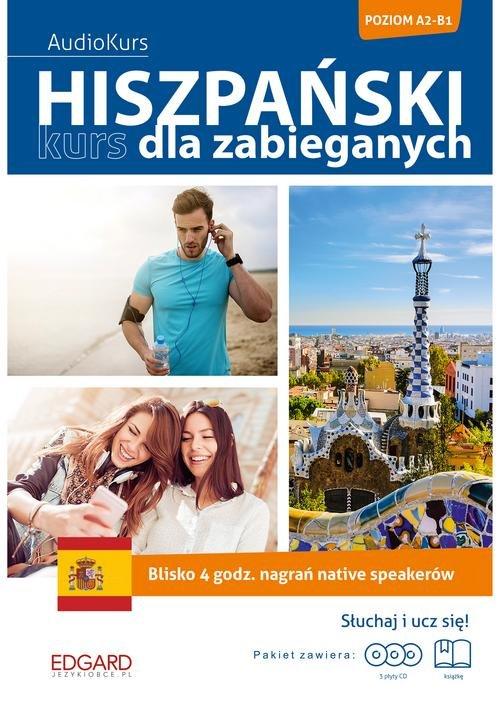 Hiszpański Kurs dla zabieganych Cover