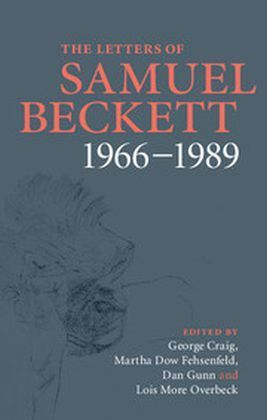 The Letters of Samuel Beckett: 1966-1989.. Cover