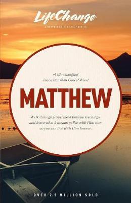 Lc Matthew: Lifechange Cover