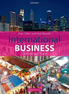 International Business: Challenges and.. Cover