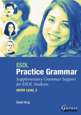 ESOL Practice Grammar Cover