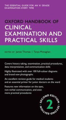 Oxford Handbook of Clinical Examination & Practical Skills