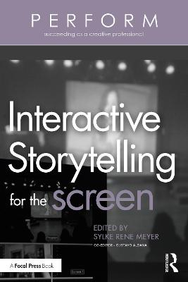 Interactive Storytelling for the Screen Cover