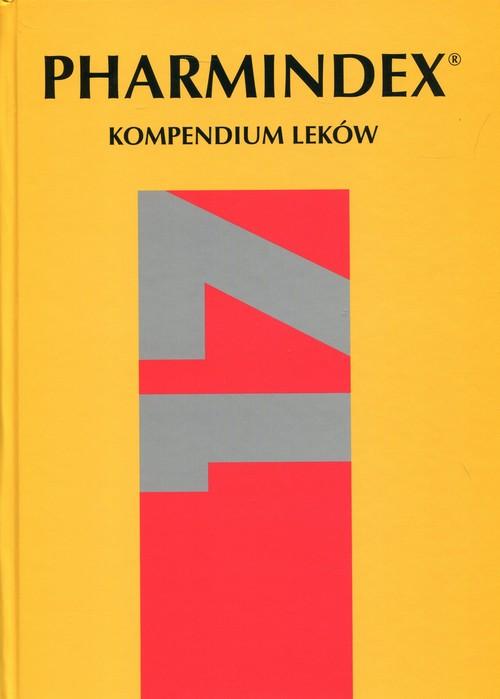 Pharmindex 2017 Kompedium leków Cover