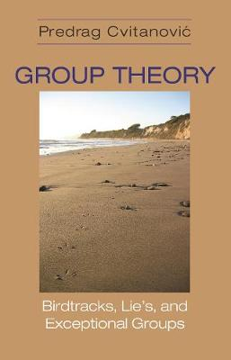 Group Theory: Birdtracks, Lie's, and.. Cover