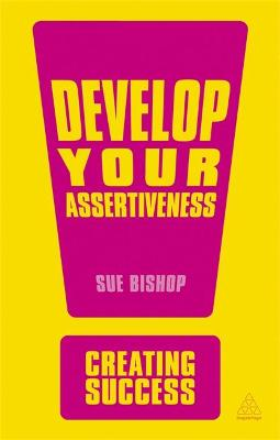 Develop Your Assertiveness Cover