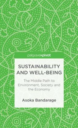 Sustainability and Well-Being