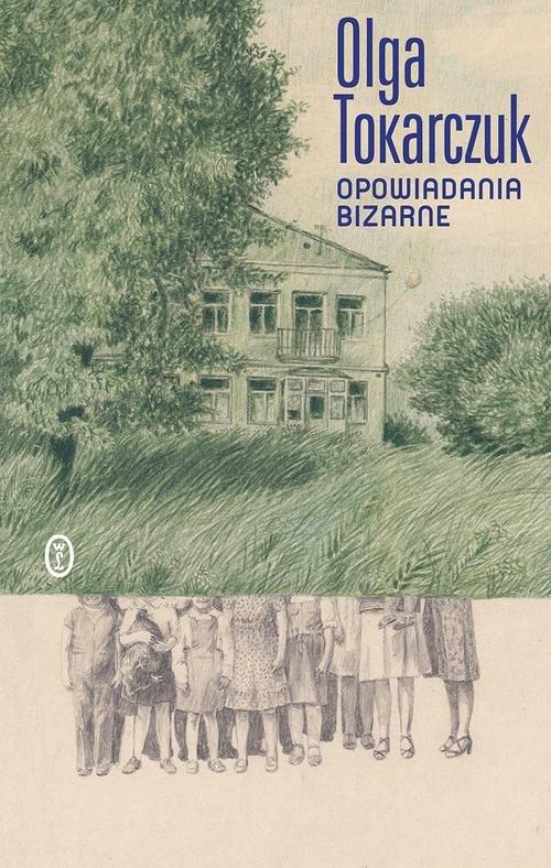 Opowiadania bizarne Cover
