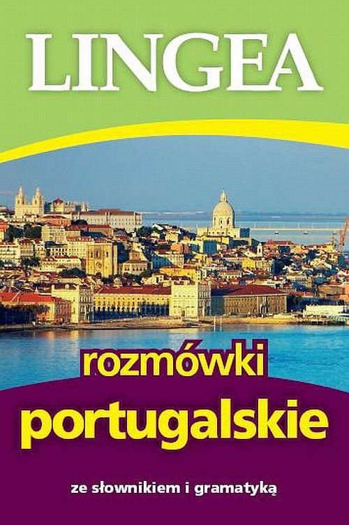 Rozmówki portugalskie wyd. 2 Cover