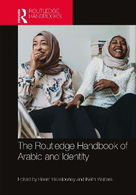The Routledge Handbook of Arabic and.. Cover